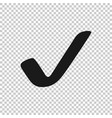 check mark icon check mark icon check icon in vector image vector image