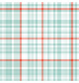 chequered background seamless pattern vector image vector image