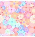 flower pattern 1 vector image