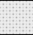 seamless geometric pattern wind rose rhombuses vector image