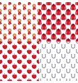trophy champion seamless pattern background vector image vector image