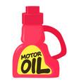 motor oil icon cartoon style