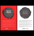 save up to 70 percent on black friday price tags vector image vector image