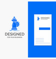 business logo for strategy chess horse knight vector image