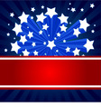 American starburst background vector | Price: 1 Credit (USD $1)