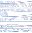strip pattern on white background vector image vector image