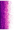 purple geometric pixel background vector image