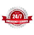 24-7 emergency service button