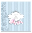 Marriage invitation card with place for text and