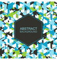 abstract background geometric pattern vector image