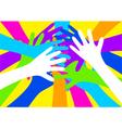Unity In Diversity vector image
