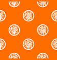 asian salad pattern seamless vector image vector image