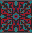 vintage tiles vector image