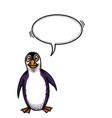 penguin-100 vector image vector image
