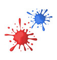drops spray paintpaintball single icon in vector image