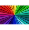 background spectrum lines vector image