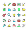 icon for website vector image