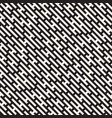 Seamless black and white lines maze pattern