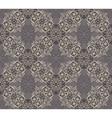 Seamless elegant lace pattern vector image