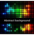 Abstract background for design vector image vector image