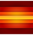 Abstract background with red and orange layers vector image vector image