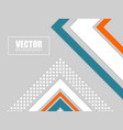 abstract minimal geometric background vector image