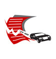 document automotive vector image