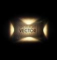 spotlight banner transparent light effect show vector image