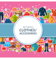 Big sale and shopping vector image vector image