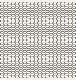 vertical seamless pattern geometric texture vector image vector image