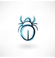chafer grung icon vector image vector image