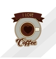 Coffee Shop design vector image vector image