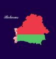 belarus country vector image vector image