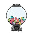 candy vending machine icon image vector image vector image