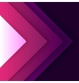 Abstract purple triangle shapes background vector image