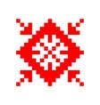 symbol of wealth vector image vector image