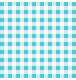 gingham tablecloth pattern background vector image vector image