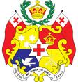 Tonga vector image vector image