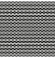 abstract seamless pattern with dots modern black vector image vector image