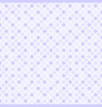 violet diamond pattern seamless vector image vector image