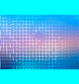 blue shades pink spiral rounded mosaic background vector image vector image