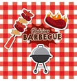 delicious barbacue design