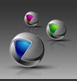 3d logo eps 10