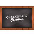 Chalkboard creative