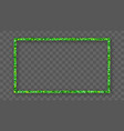 st patricks day frame vector image