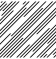 abstract modern stripes line background vector image vector image