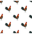 home cockanimals single icon in cartoon style vector image vector image