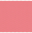 red white herringbone decorative pattern vector image