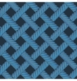seamless pattern of interwoven ropes