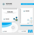 share idea logo calendar template cd cover diary vector image